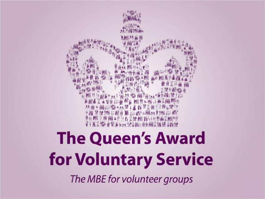queens award for voluntary serivce