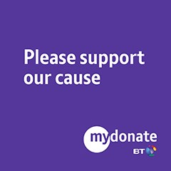 Support our work with an online donition via BT mydonate